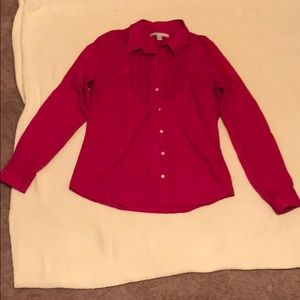Long sleeve medium blouse